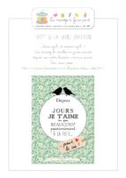 Carte Saint-Valentin à imprimer
