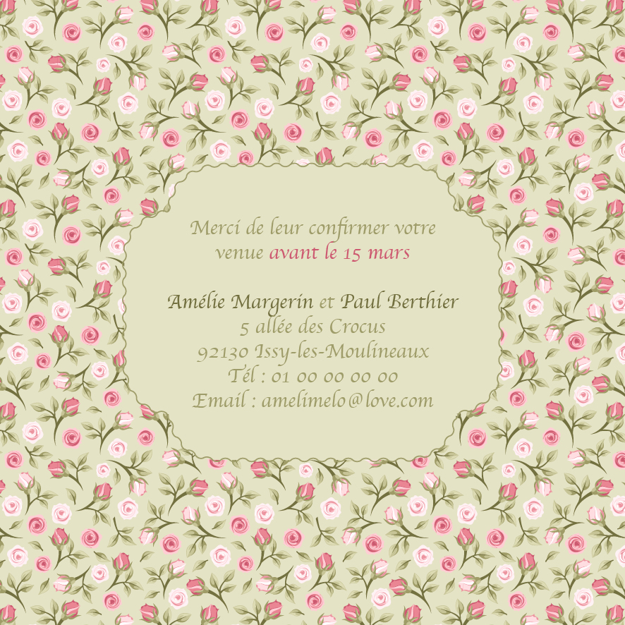 FP mariage - Les roses anciennes -Rose- page 4